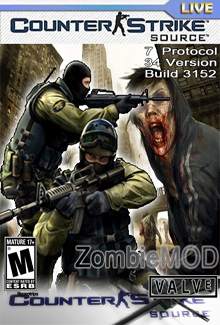 Counter-Strike Source ZombieMod