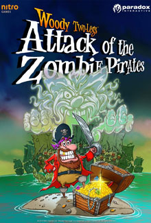 Woody Two Legs: Attack of the Zombie Pirates